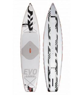 "RRD Paddleboard AIR EVO TOURER CONVERTIBLE 12'x32""x6"