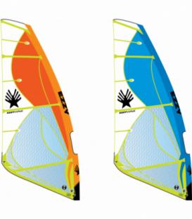 EZZY SAILS Plachta Wave Orange 4.2 (2020)