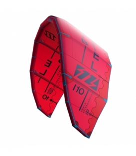 NORTH KITEBOARDING Kite Rebel Red 7 (2016)
