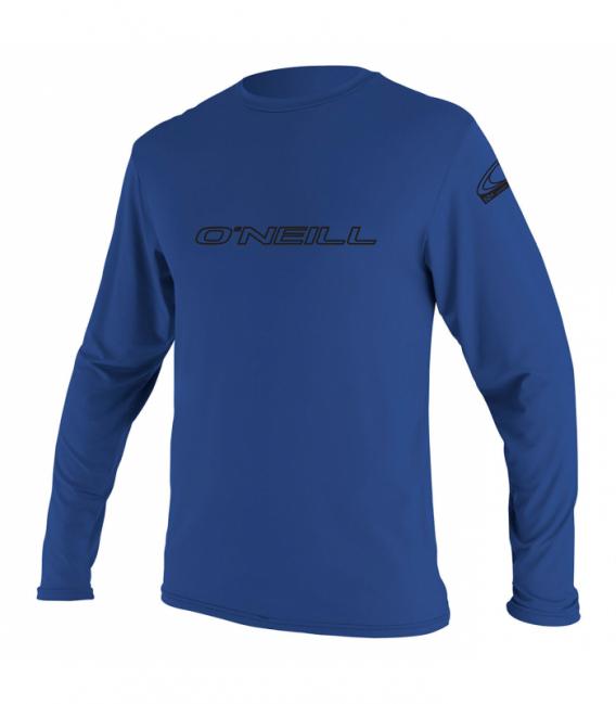 O'NEILL Lycra Basic Skins L/S Sun Shirt Pacific S