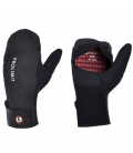 PROLIMIT Neoprénové Rukavice Mittens Open Palm Xtreme 3mm S