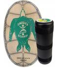 INDO BOARD Balansovacia doska Indo Original Sea Turtle + Roller