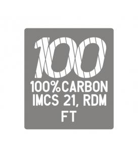 CORNER Sťažeň Carbon100 RDM Flex Top 430 - Second hand