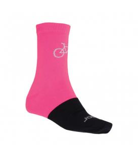 SENSOR ponožky TOUR MERINO WOOL modrá/šedá 3 - 5