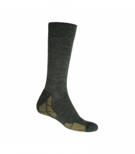 SENSOR Ponožky Hiking Merino safari/khaki 9 - 11
