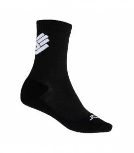 SENSOR Ponožky Race Merino čierna 3 - 5