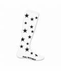 SENSOR ponožky Thermosnow Stars Biela 3 - 5