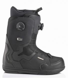 DEELUXE Snowboardové topánky ID Dual BOA PF Black 28.5 (2020/2021)