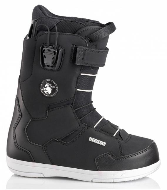 DEELUXE Snowboardové topánky Team ID Lara PF Black 27 (2020/2021)