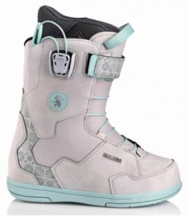 DEELUXE Snowboardové topánky ID Lara PF LTD Grey Mosaic 25.5 (2020/2021)