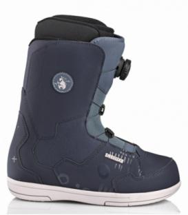 DEELUXE Snowboardové topánky ID Lara BOA CF Navy 24 (2020/2021)