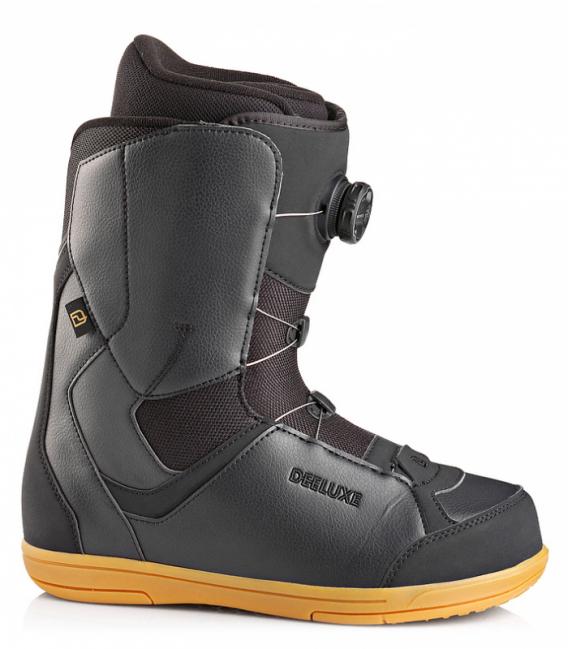 DEELUXE Snowboardové topánky Cruise BOA Black 23 (2020/2021)