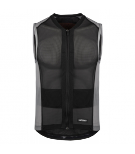 HATCHEY Chránič Vest Air Fit Black Grey - M