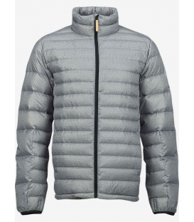 BURTON Zimná Bunda Evergreen Down Insulator Grey Heather L
