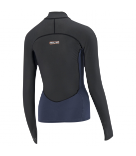 PROLIMIT Neoprénový Top Wmns SUP Top Loosefit Splash Slate Black / Orange XL