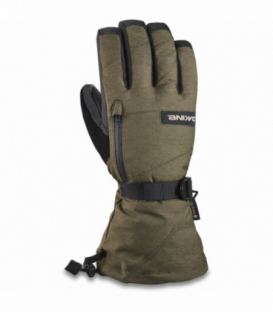 DAKINE Zimné rukavice Titan Gore-Tex Glove Dark Olive - S