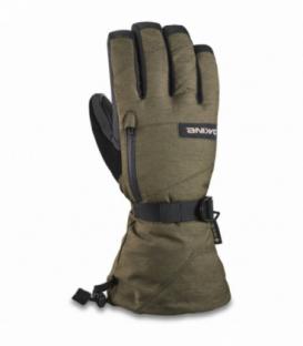 DAKINE Zimné rukavice Titan Gore-Tex Glove Dark Olive - M