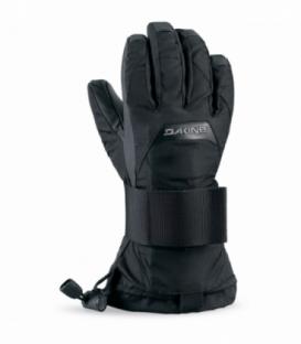 DAKINE Zimné rukavice Wristguard JR Glove Black - K/M