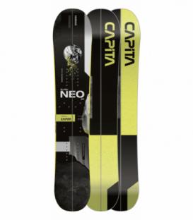 CAPITA Splitboard Neo Slasher 158 (2021/2022) + pásy JAZDENÝ