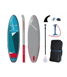 "STARBOARD Paddleboard iGO ZEN SC 10'8"" X 33"" X 5.5"" 2021 + sklolaminátové pádlo ZADARMO"
