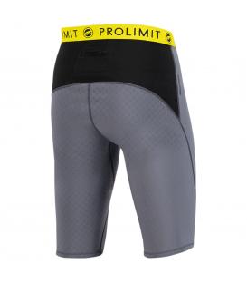 PROLIMIT SUP Neoprénové nohavice Shorts Airmax 1,5 mm Grey/Yellow 52/L