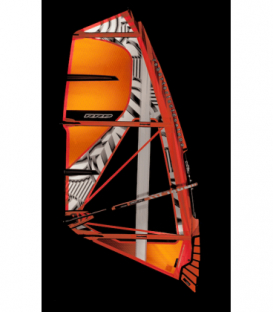 RRD Windsurf Plachta Compact Grom MK1 3.8 + Compact Grom Rig set