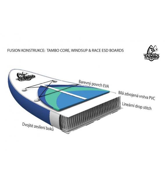 TAMBO Paddleboard Core 11'3 ESD 2018