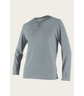 O'NEILL Lycra Hybrid L/S Sun Shirt Cool Grey L