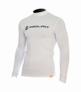PROLIMIT Lycra Rashguard Logo LA White L