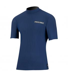 PROLIMIT Lycra Rashguard Silk Logo SA Dark Blue L
