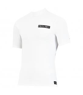PROLIMIT Lycra Rashguard Silk Logo SA White L