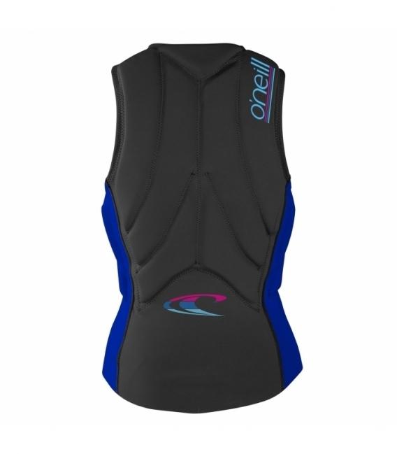 O'NEILL Vesta WMS Slasher Kite Vest GRAPH/TAHITNBLU - 8