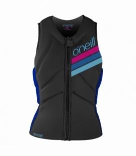 O'NEILL Vesta WMS Slasher Kite Vest GRAPH/TAHITNBLU -6