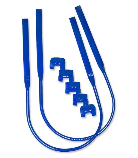CLIP Trapézové Lanká Harness Line Blue 20-28
