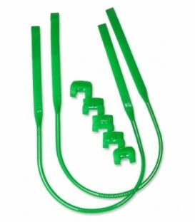 CLIP Trapézové Lanká Harness Line Green 20-28