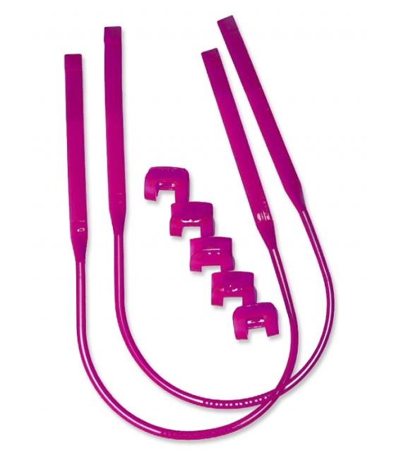 CLIP Trapézové Lanká Harness Line Magenta 26-34