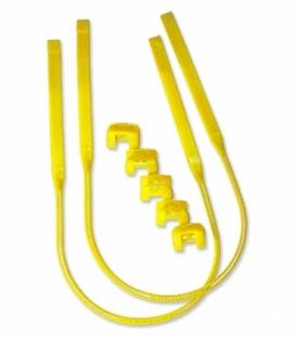 CLIP Trapézové Lanká Harness Line Yellow 20-28