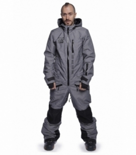 COOL ZONE Overal Kite Grey - XXL