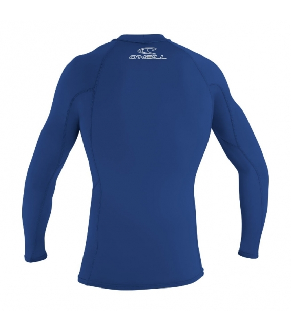 O'NEILL Lycra Basic Skins L/S Rash Guard PACIFIC - M