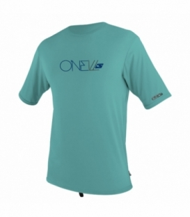 O'NEILL Lycra Skins S/S Rash Tee MINERAL - XL