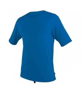 O'NEILL Lycra Surf School S/S Rash Tee ROYAL - XL