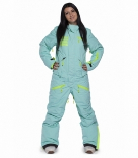 COOL ZONE Overal WMS Kite Blue - XS