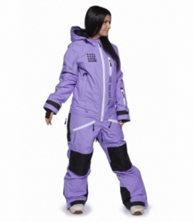 COOL ZONE Overal WMS Kite Violet - XXS