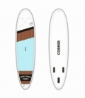 CORNER Paddleboard Allround 10'10 Light Blue