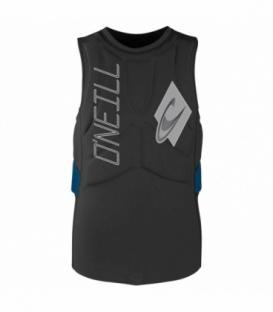 O'NEILL Vesta Gooru Tech Kite Vest Black/DeepSea - L