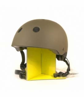 PRO-TEC Prilba Classic Lite Matte Dark Army XS