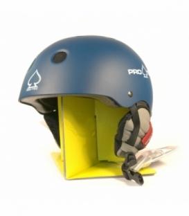 PRO-TEC Prilba Classic Snow Matte Blue XS