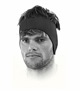 PROLIMIT Neoprénová Čelenka Headband S