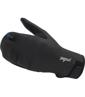 PROLIMIT Neoprénové Rukavice Mittens Open Palm Black / Blue XL
