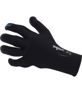 PROLIMIT Neoprénové Rukavice Open Palm Gloves Black/Blue M